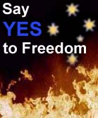 [ Say YES to Freedom ]