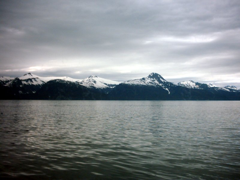 Juneau Mountains