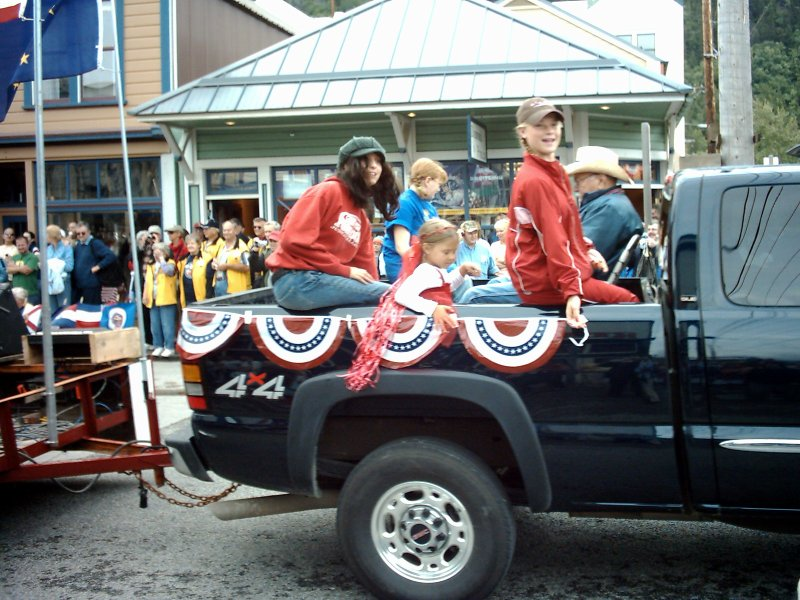 Skagway Independence Day Parade 03