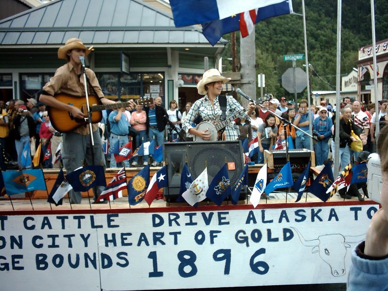Skagway Independence Day Parade 04