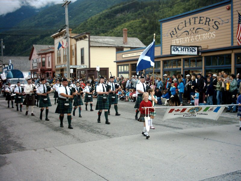 Skagway Independence Day Parade 11