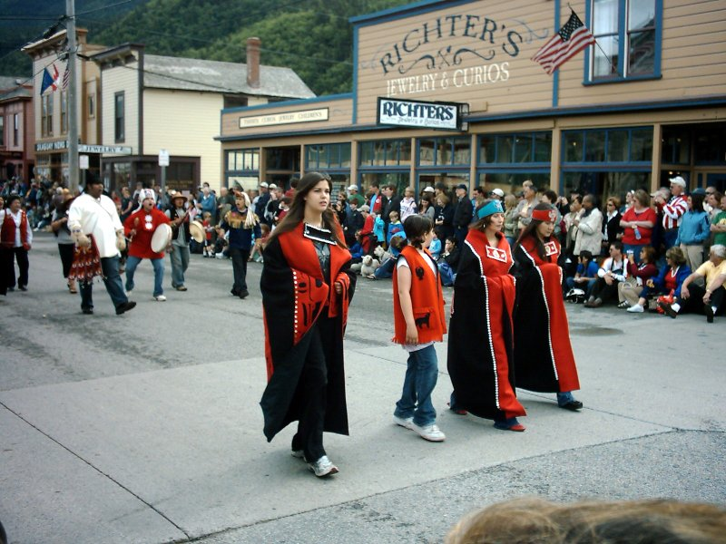 Skagway Independence Day Parade 14