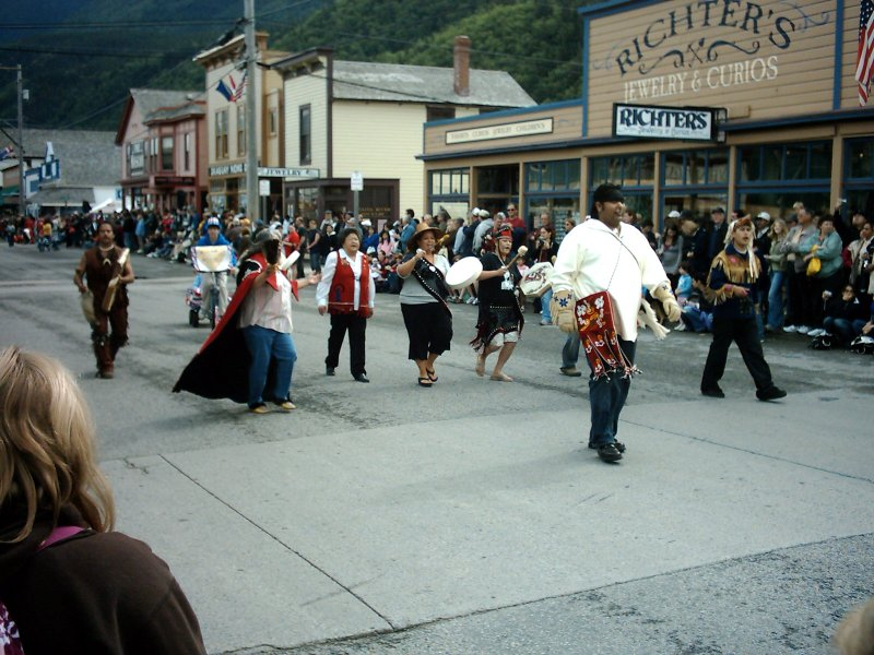 Skagway Independence Day Parade 15