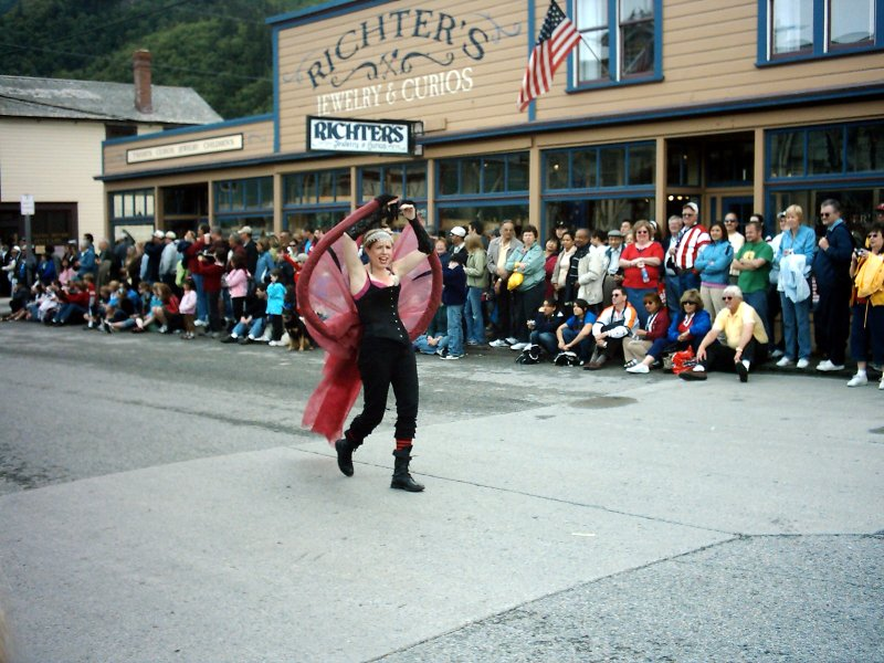 Skagway Independence Day Parade 25
