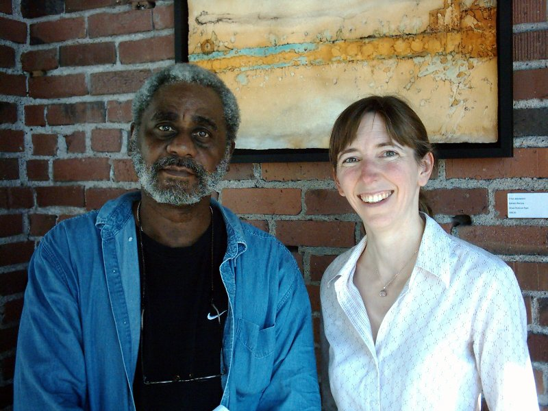 Seattle Charles Johnson, Muse