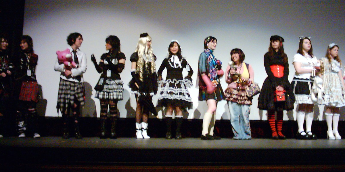 Adelaide AVcon Lolita Fashion Show 1