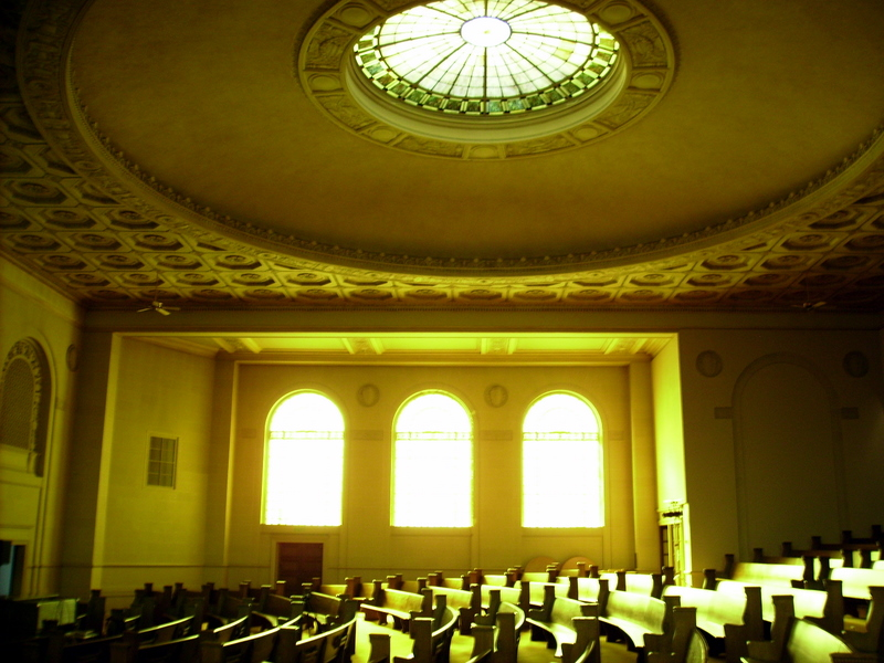 San Francisco Internet Archive auditorium